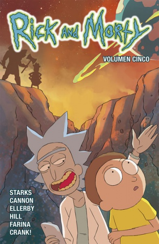 RICK Y MORTY 5