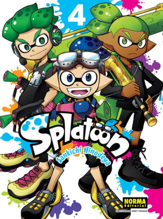 SPLATOON 4