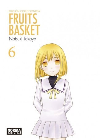 FRUITS BASKET ED. COLECCIONISTA 6
