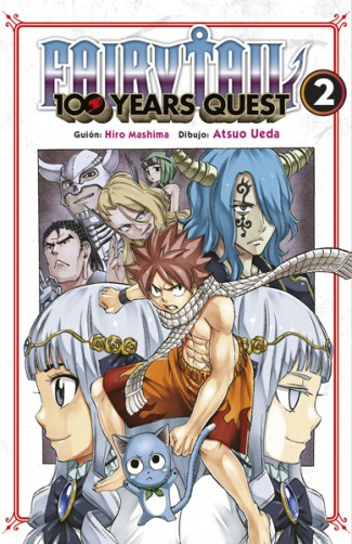 FAIRY TAIL 100 YEARS QUEST 2