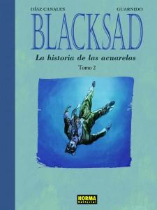 Blacksad. La historia de las acuarelas 2