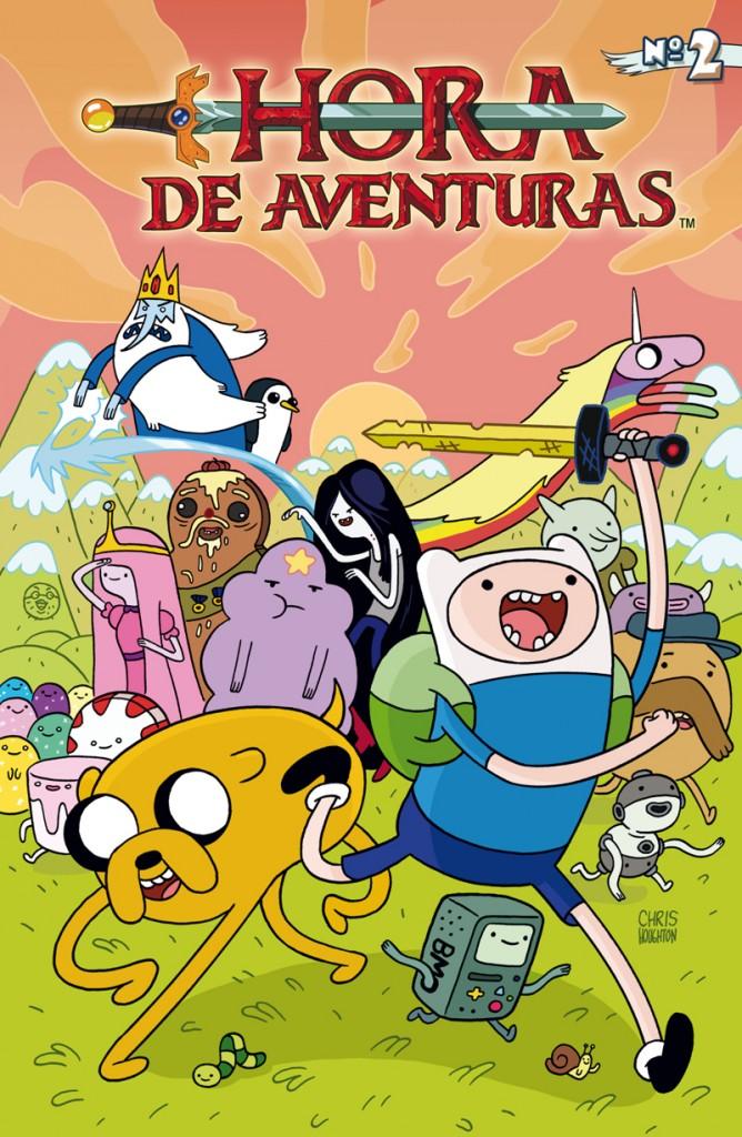 HORA DE AVENTURAS 02