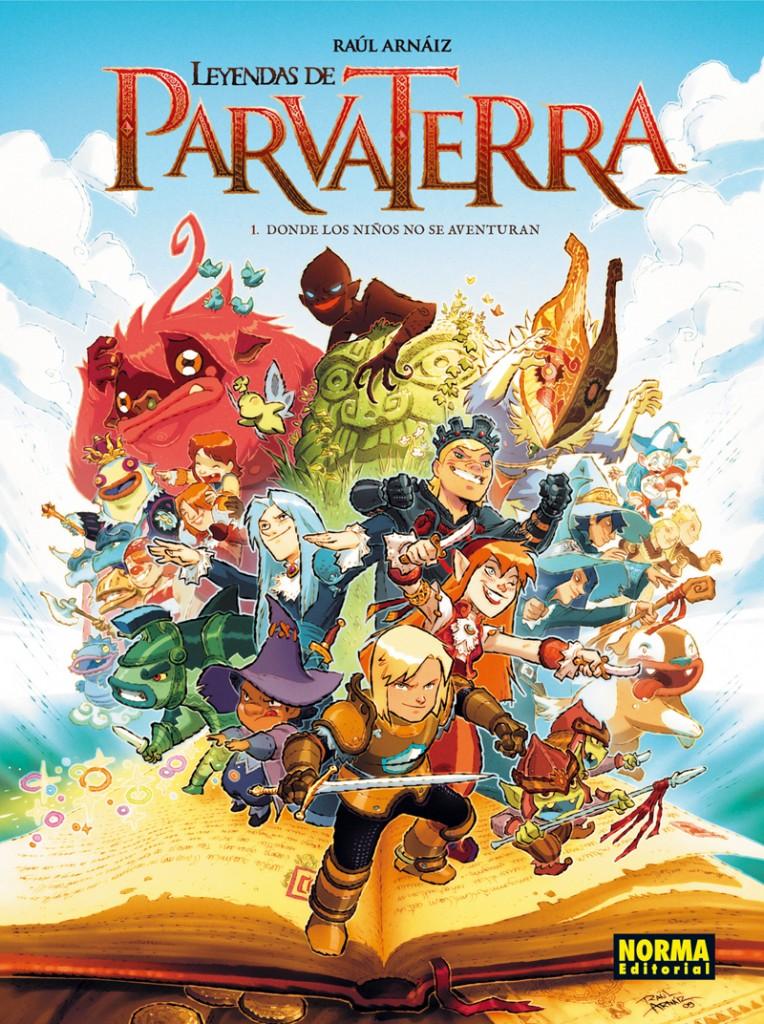 PARVATERRA 1
