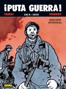 Cover Puta guerra 2ed