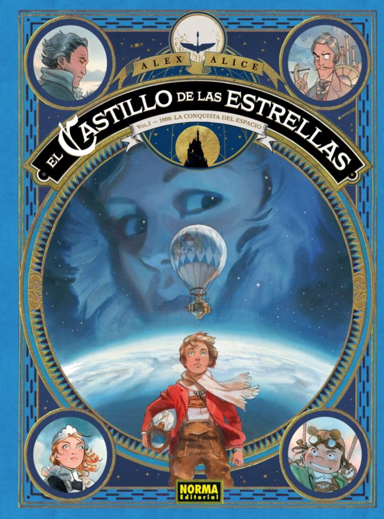 EL CASTILLO DE LAS ESTRELLAS