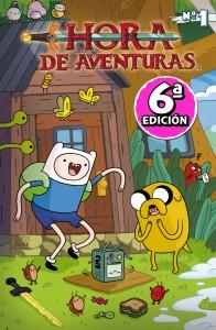 HORA DE AVENTURAS 1 6A EDICIoN