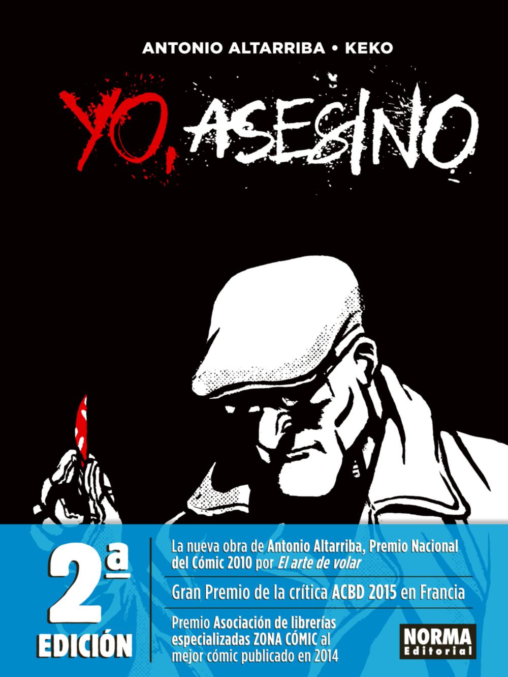 YO ASESINO NORMA 2TINTAS