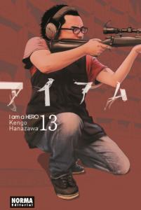 I amhero 13