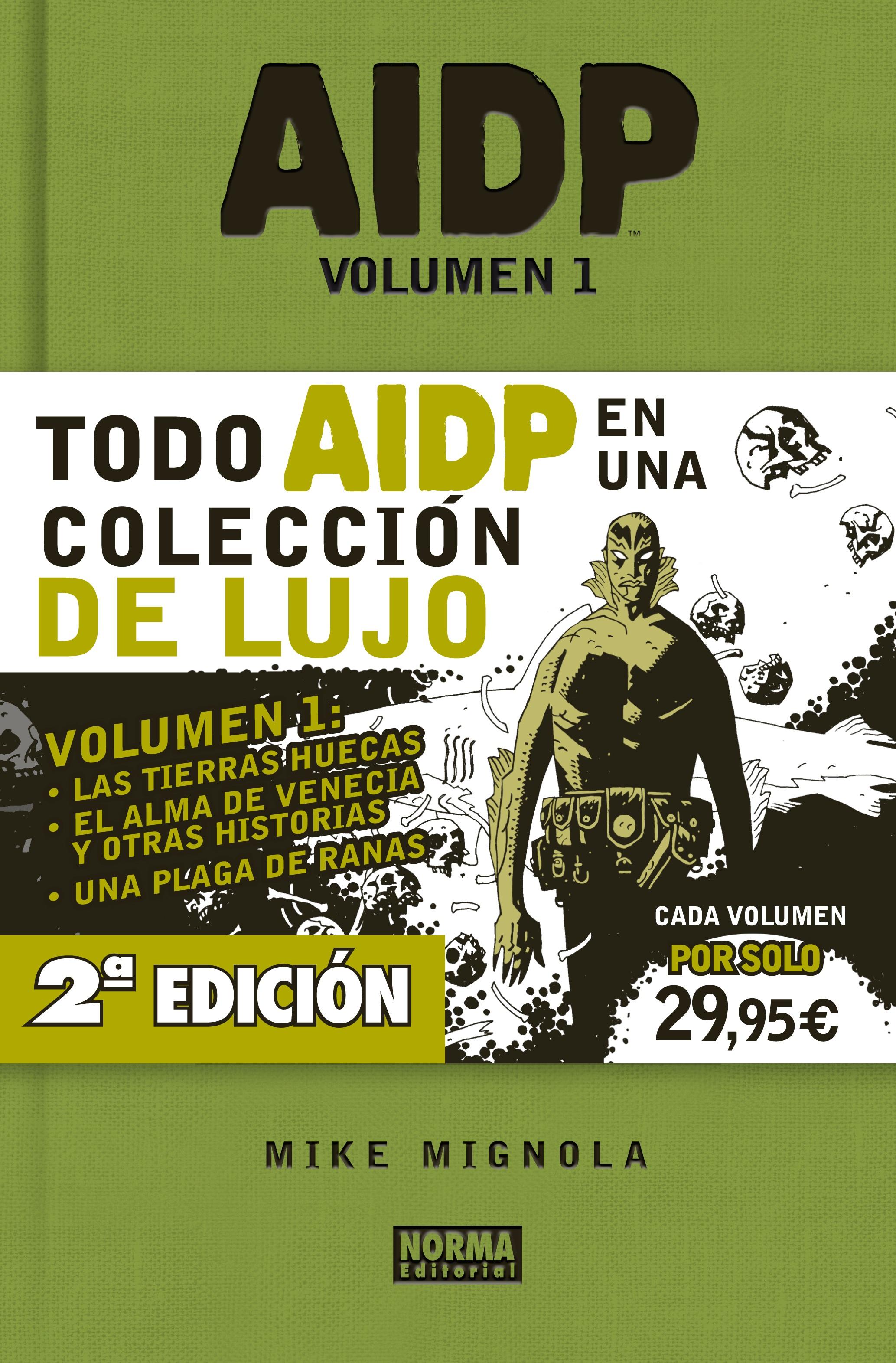 COVER AIDP INTEGRAL 01 CON FAJA