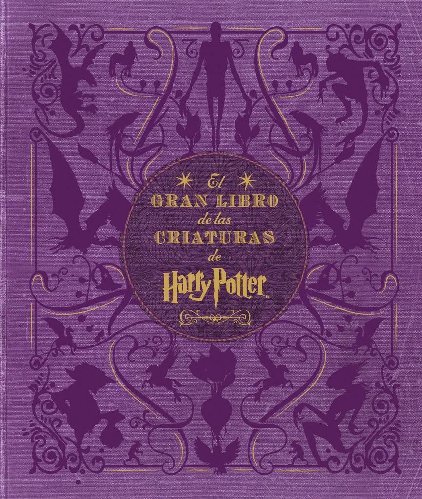 El gran libro de las criaturas de Harry Potter