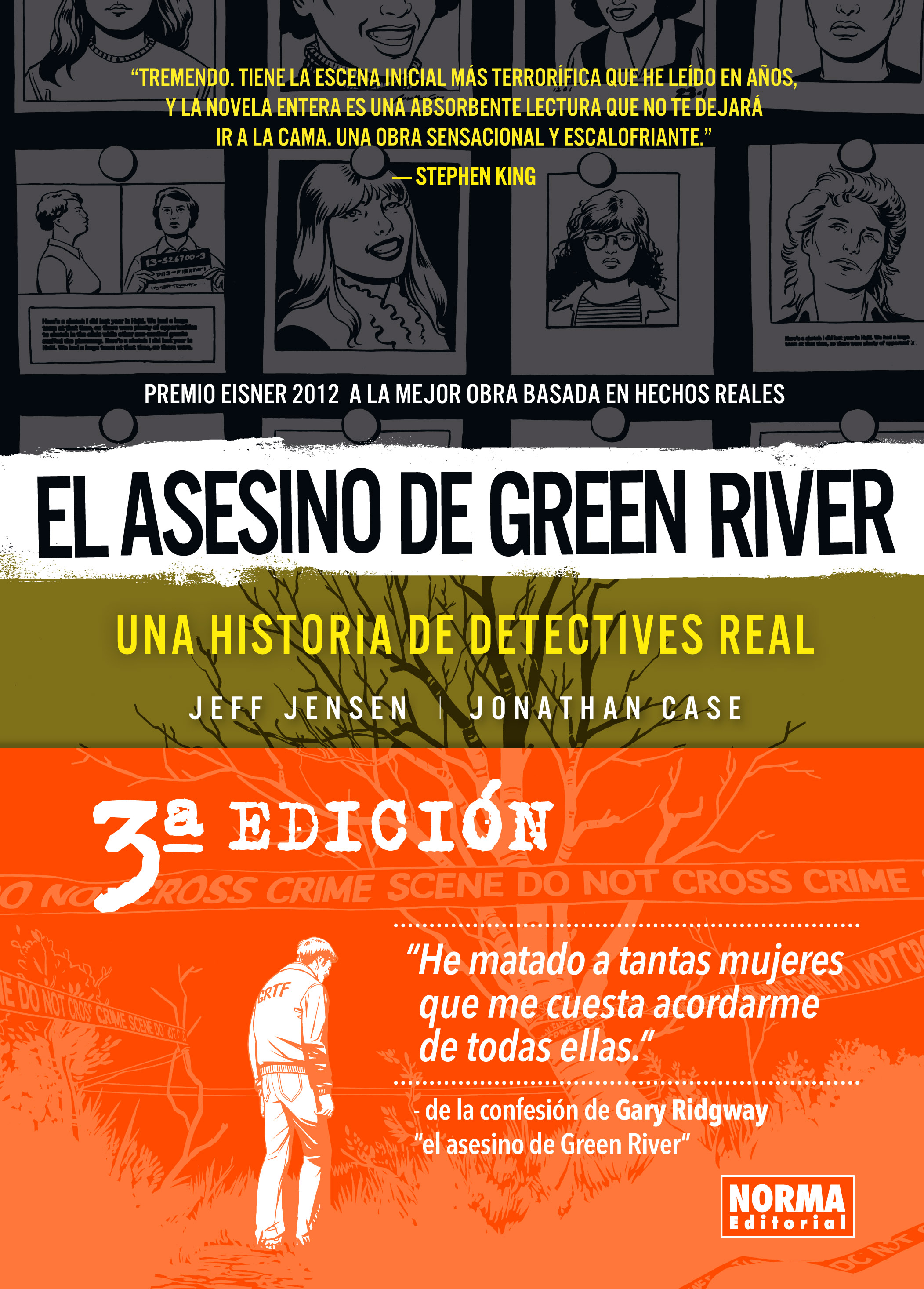 PREVIEW COVERFAJAASESINO DE GREEN RIVER