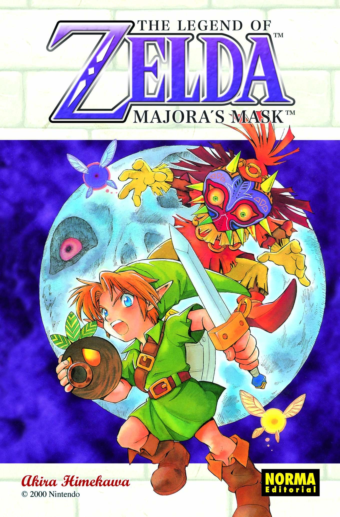 Zelda 3_Majoras Mask
