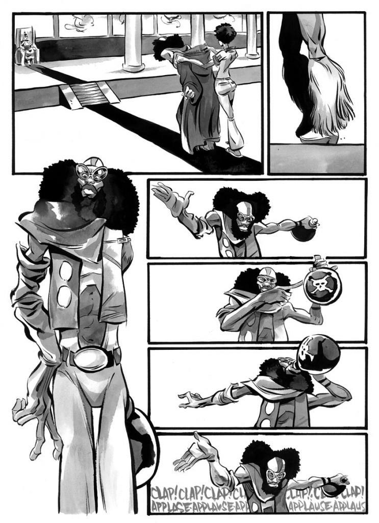 kung fu infinito blaxploitation