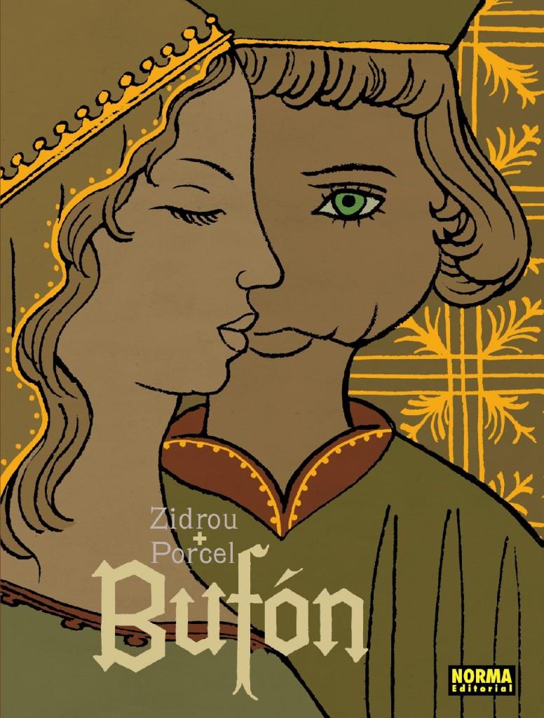 Bufon Cover