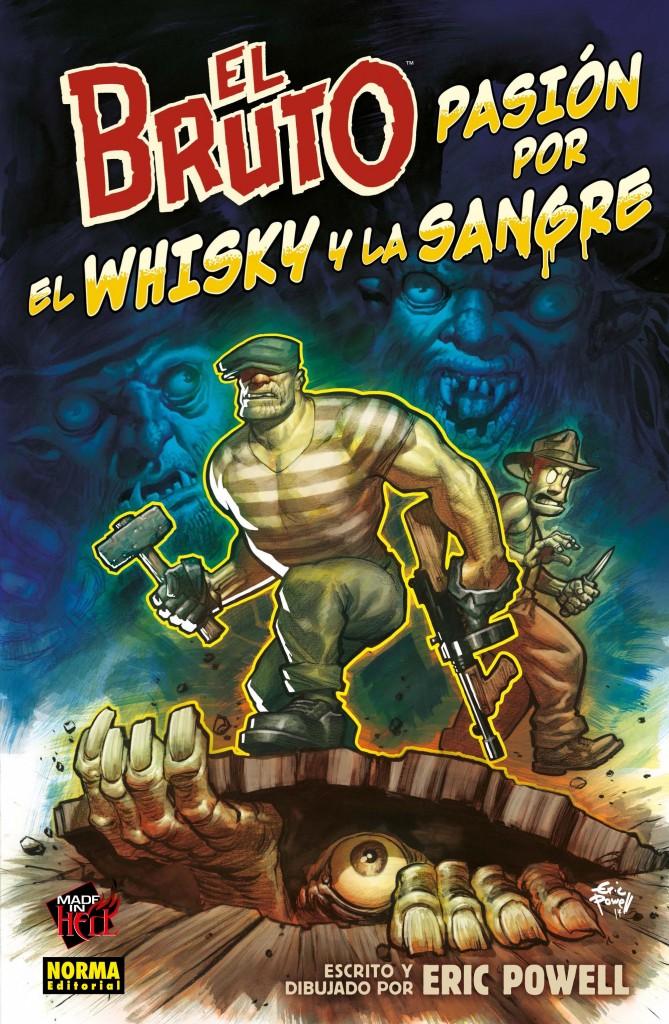 EL BRUTO 13 cover
