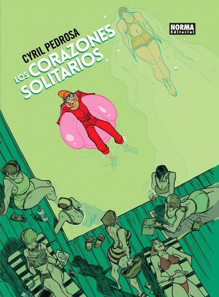 Corazones Solitarios - Cover