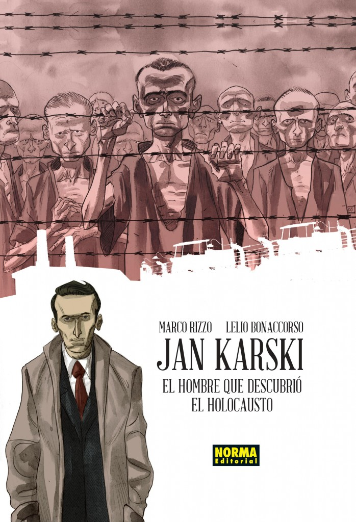 JanKarski - Portada