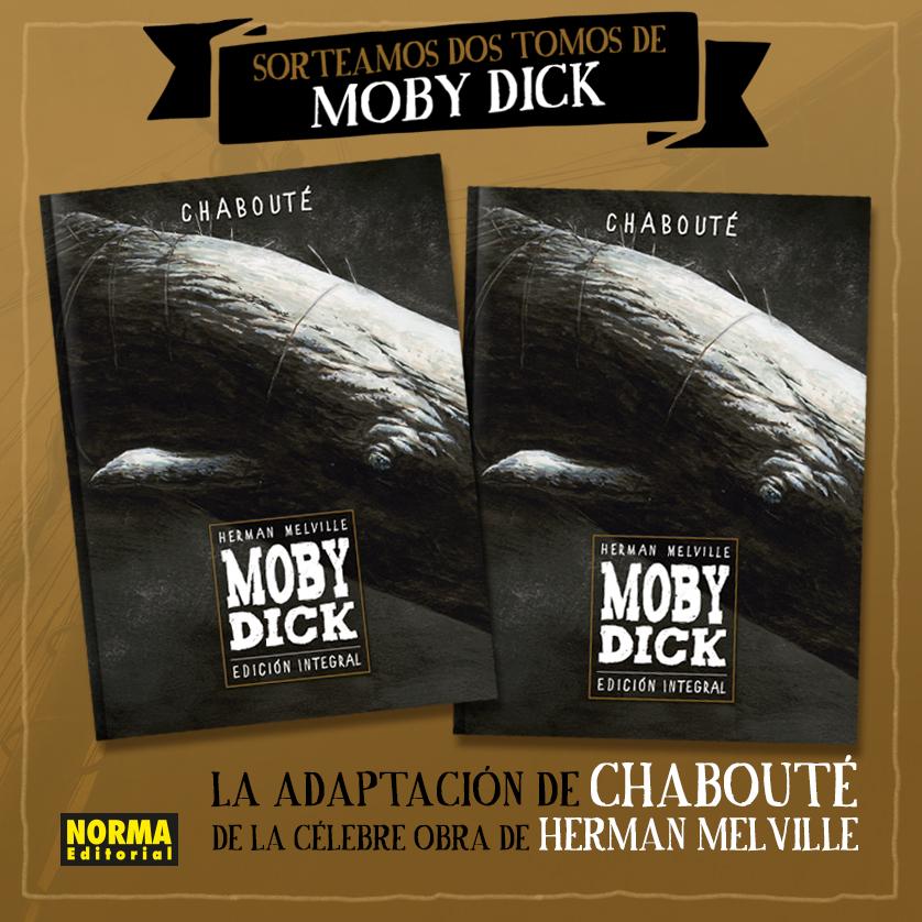 ANUNCIO FACEBOOK SORTEO MOBY DICK