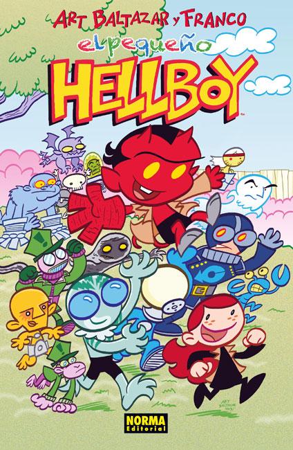 El pequeno Hellboy