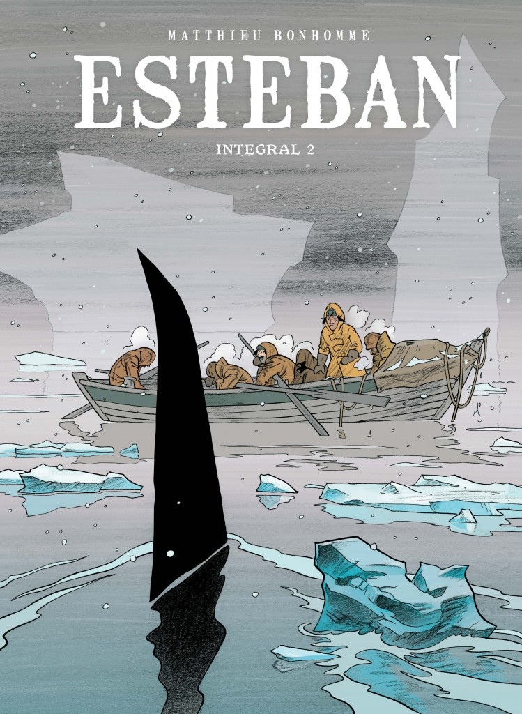 ESTEBAN 2 - Portada