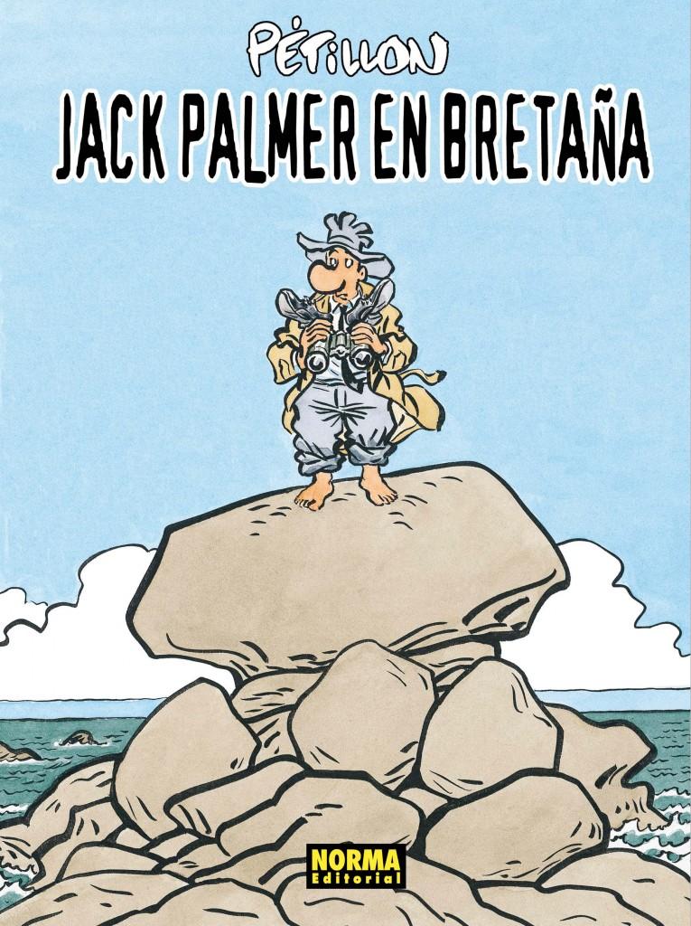 Jack Palmer - Portada