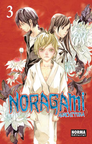 Noragami 3