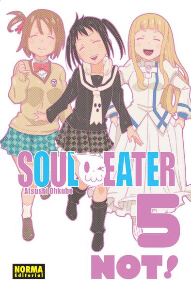 Soul Eater Not 5