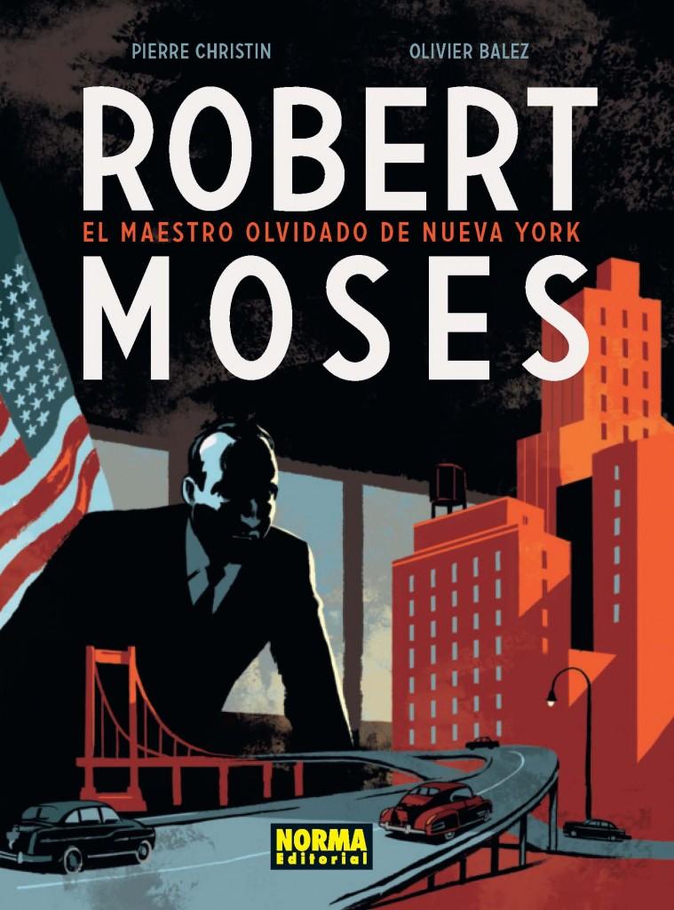 Robert Moses - Portada