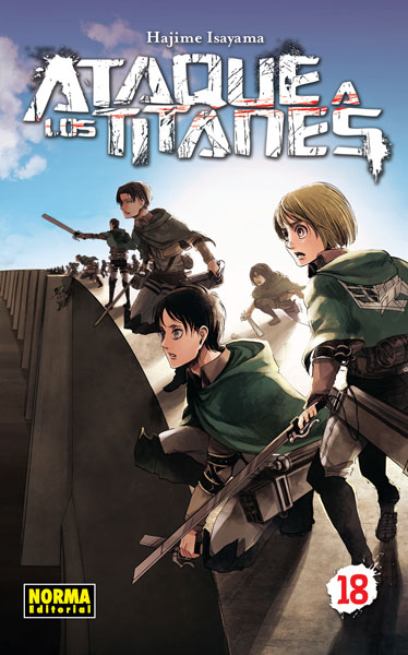 Ataque a los Titanes 18