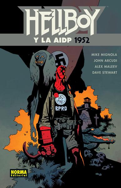 Hellboy y la AIDP 1952