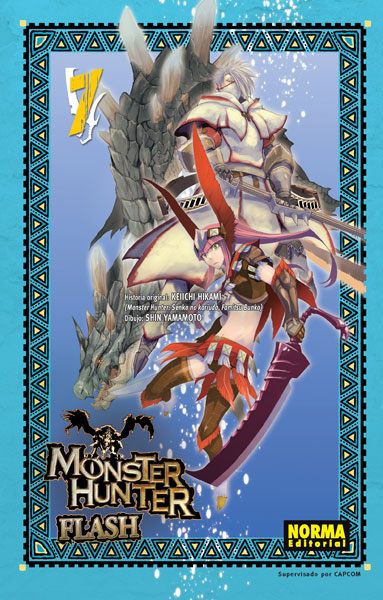 Monster Hunter Flash 7