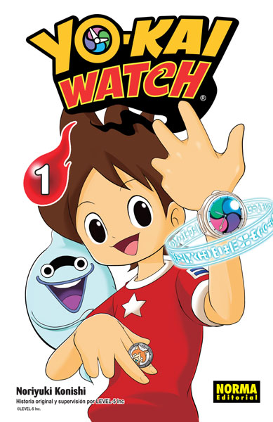 Yokai Watch 1