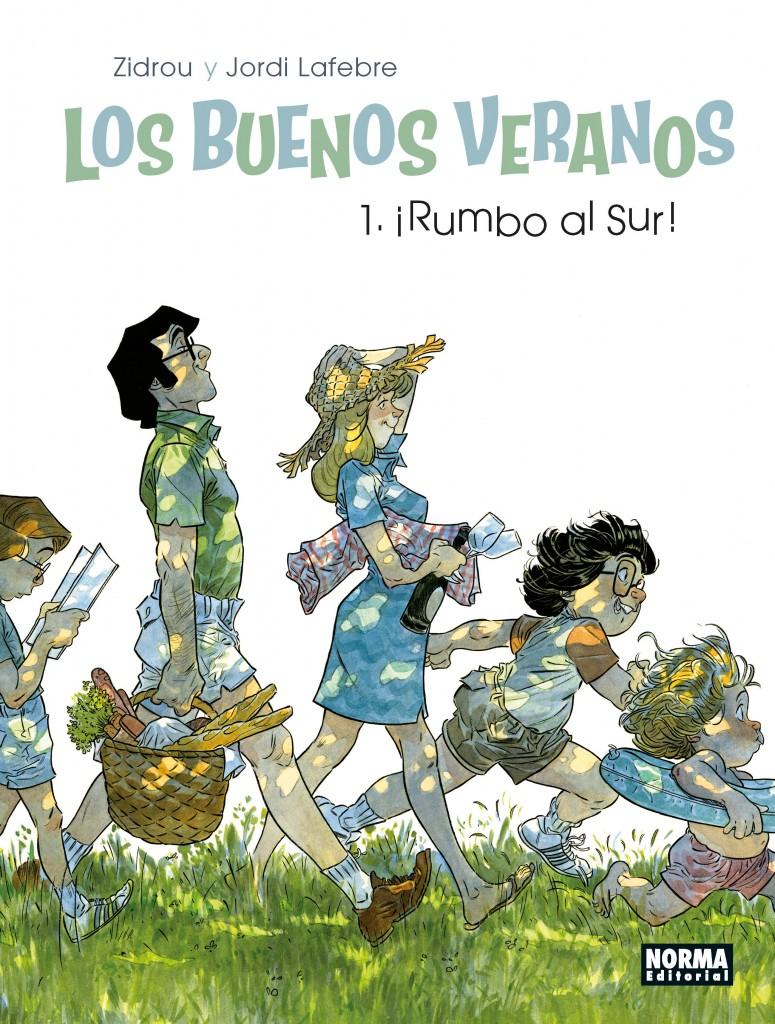 LosBuenosVeranos1 - Portada