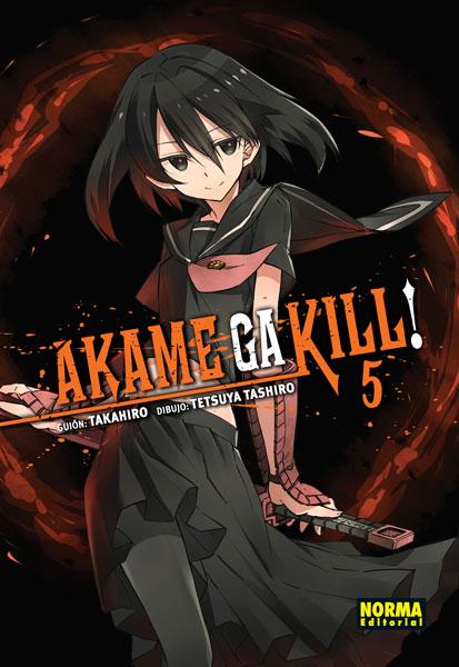 Akame Ga Kill 5