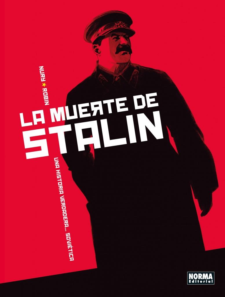 MUERTE DE STALIN_COVER