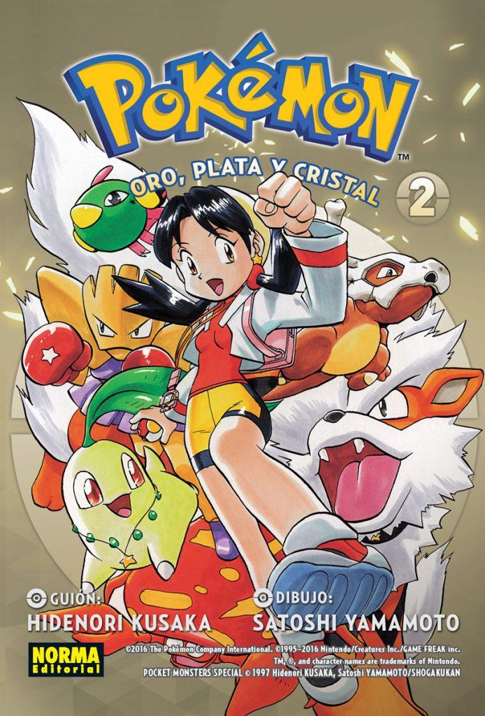 Pokemon Oro Plata y Cristal 2