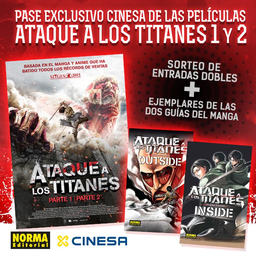 ANUNCIO FACEBOOK ATAQUE A LOS TITANES