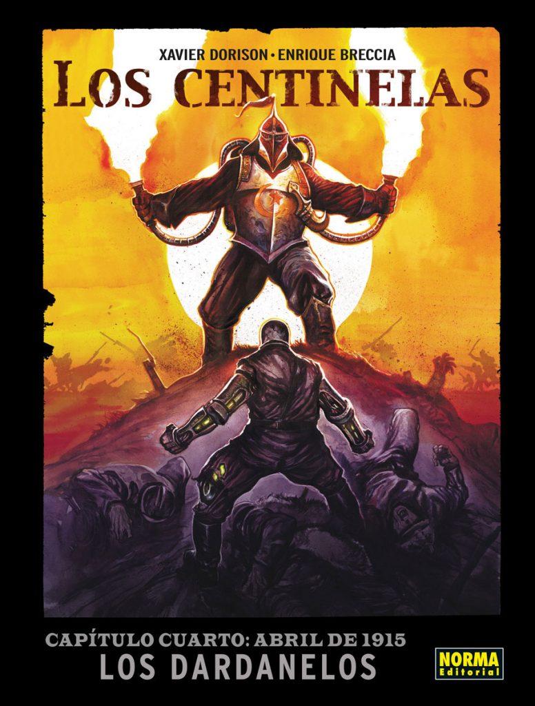Los centinelas 4
