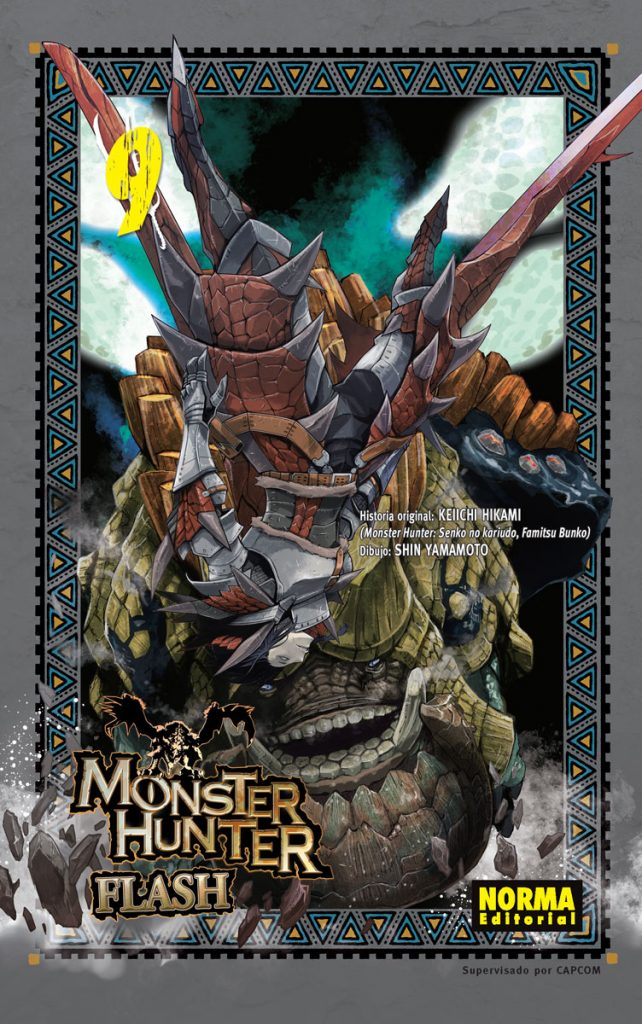 Monster Hunter Flash 9