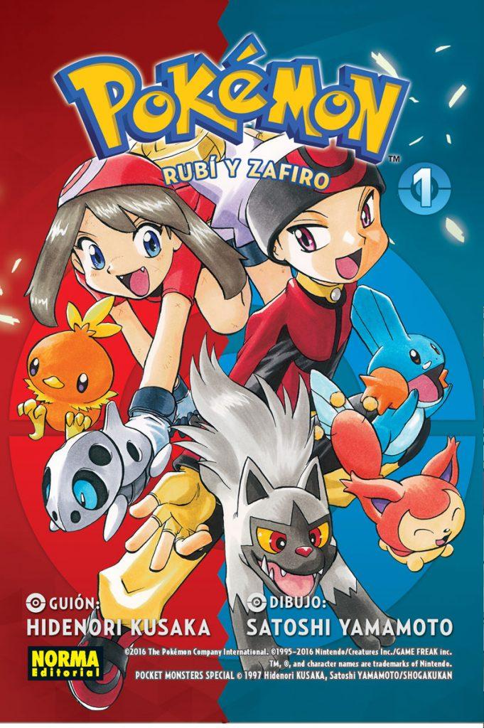 Pokemon Rubi y Zafiro 1
