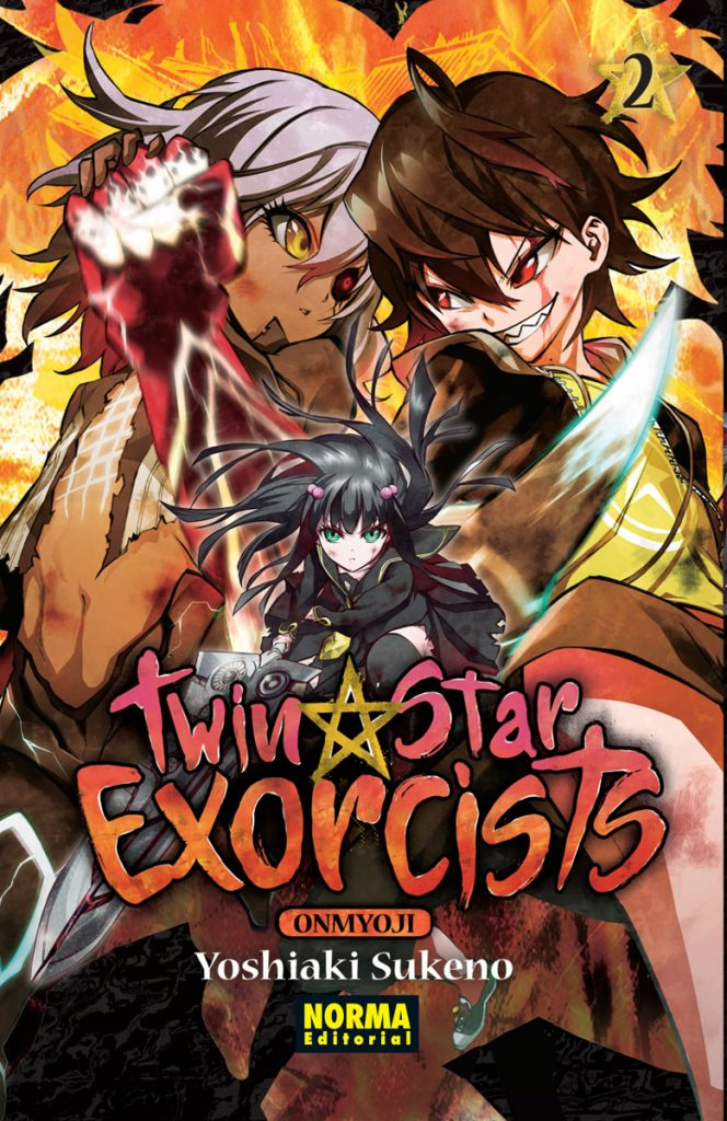 Twin Star Exorcist 2
