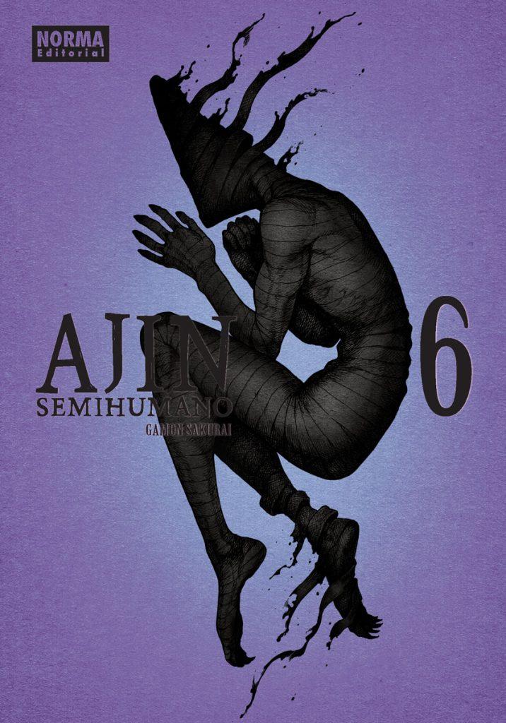 Ajin (Semihumano) 6