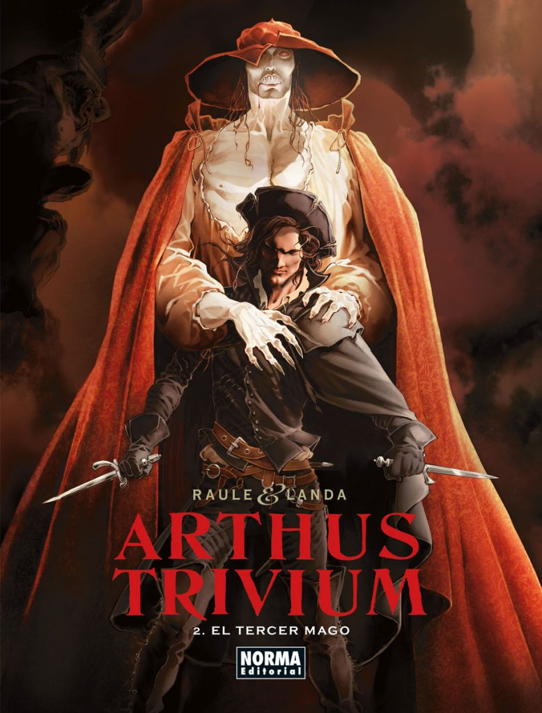 Arthus Trivium 2. El tercer mago