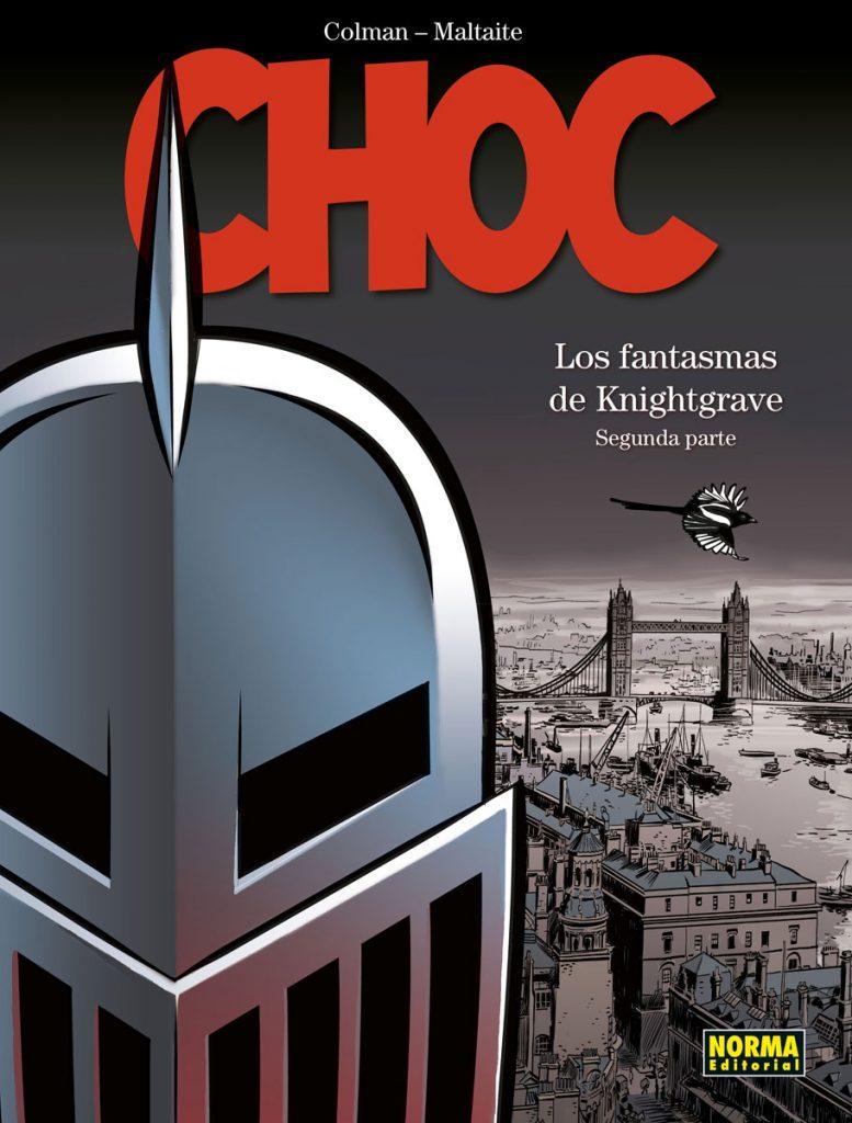 Choc 2. Los fantasmas de Knightgrave,