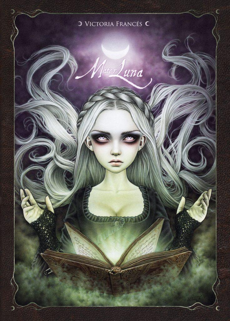Mandrak Moors: Mater Luna