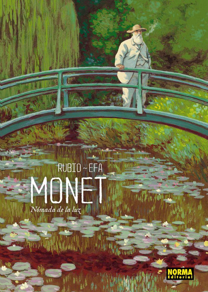 biografía gráfica de Monet