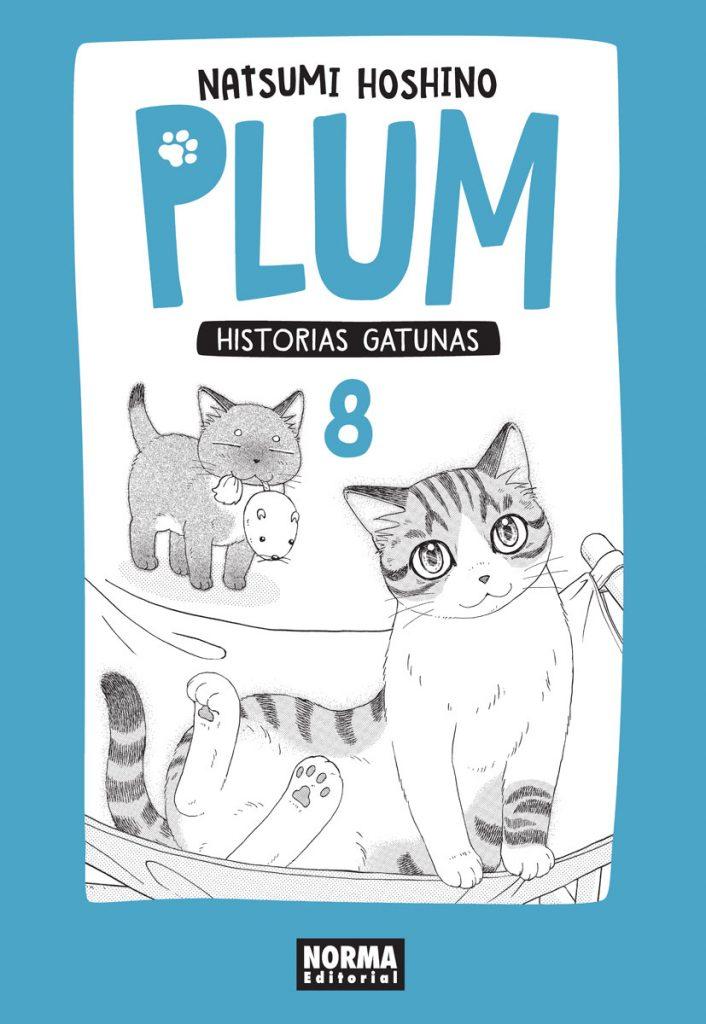 Plum: Historias Gatunas 8