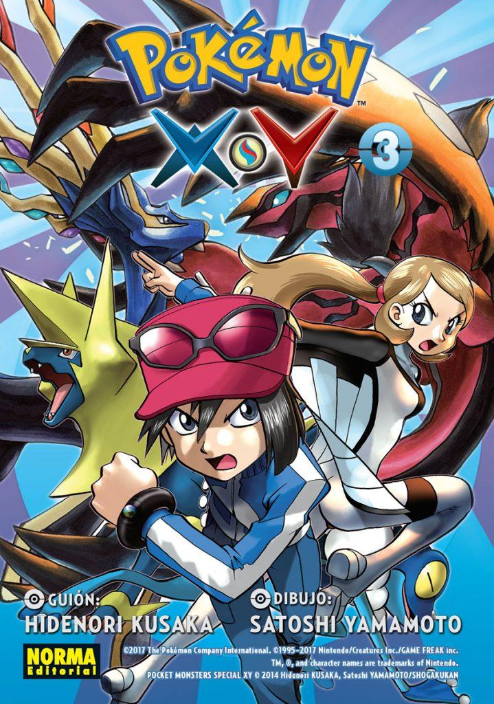 pokemon X·Y 3