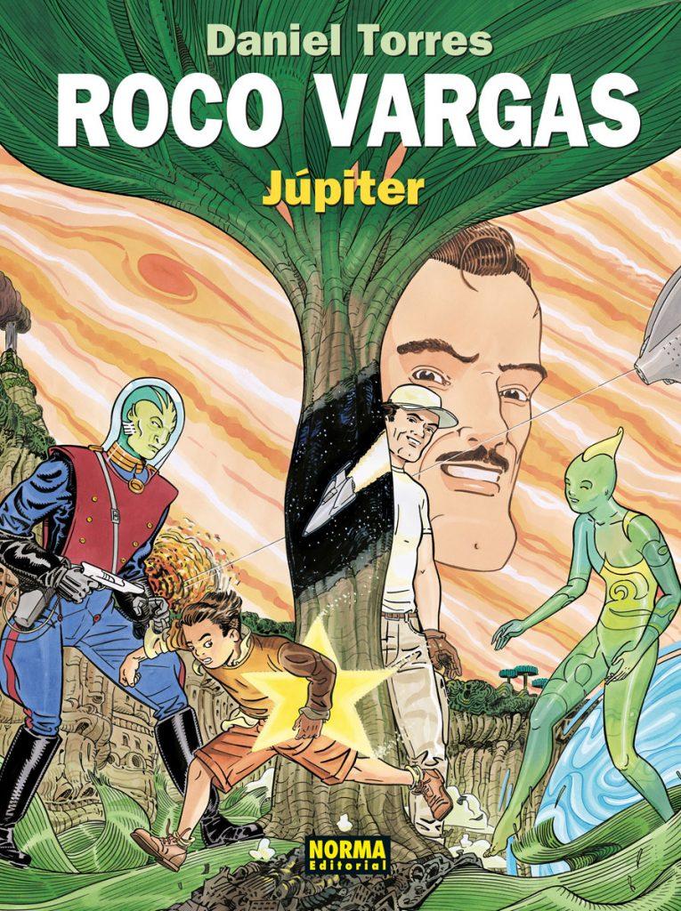 Roco Vargas: Júpiter