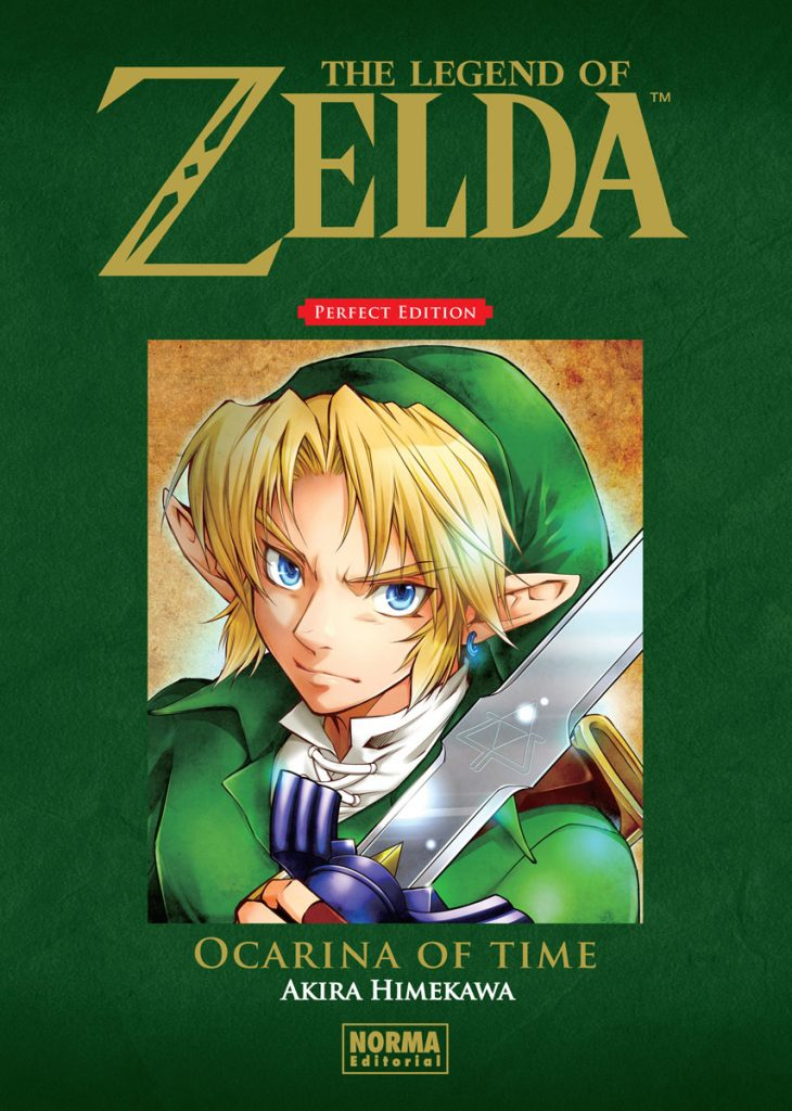 The Legend Of Zelda. Perfect Edition: Ocarina Of Time
